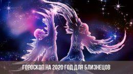 Horoscope 2020 pour les Gémeaux