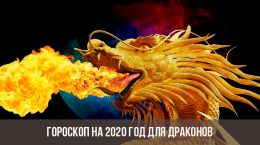 Horoscope du dragon pour 2020