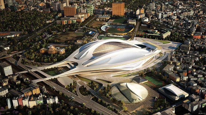 Stade olympique 2020