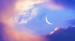 mois dans les nuages