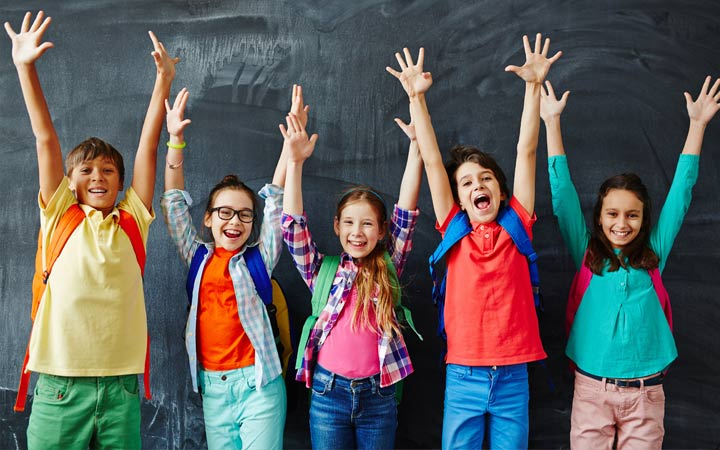Cinq jours et six jours dans les écoles russes en 2020