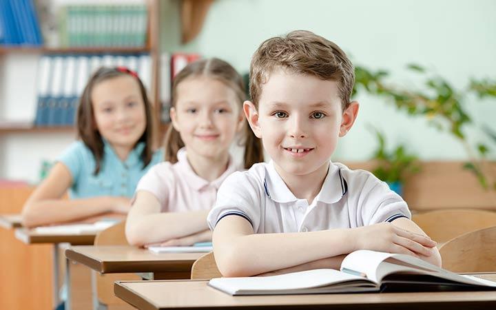 Cinq jours dans les écoles russes en 2020