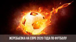 Le tirage au sort du football Euro 2020