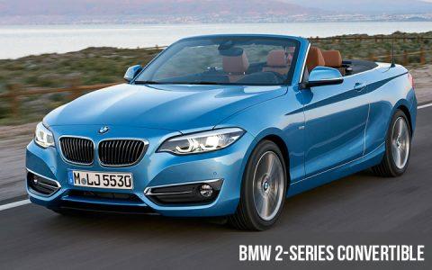 Cabriolet BMW série 2