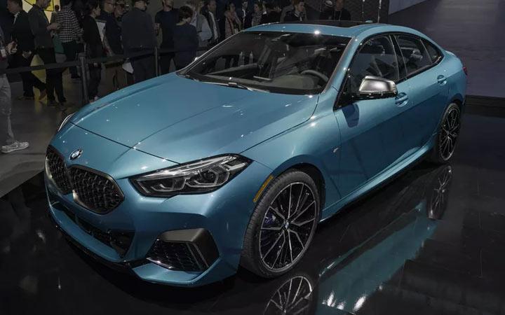 Spécifications de la BMW Série 2 Gran Coupé 2020