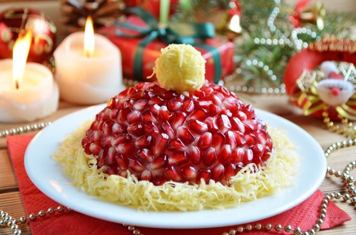Salade Petit Chaperon Rouge