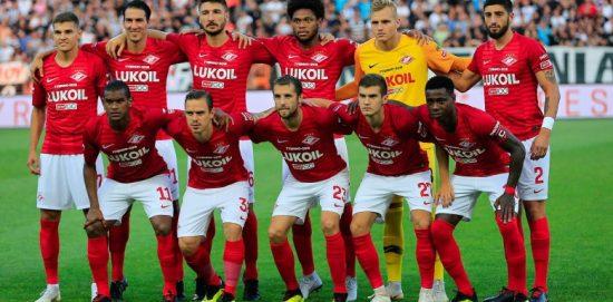 composition de Spartak