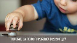 Première allocation pour enfant en 2020