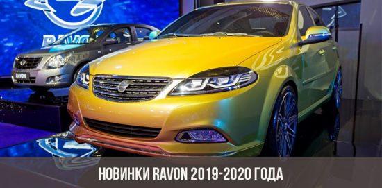 Nouveau Ravon 2019-2020
